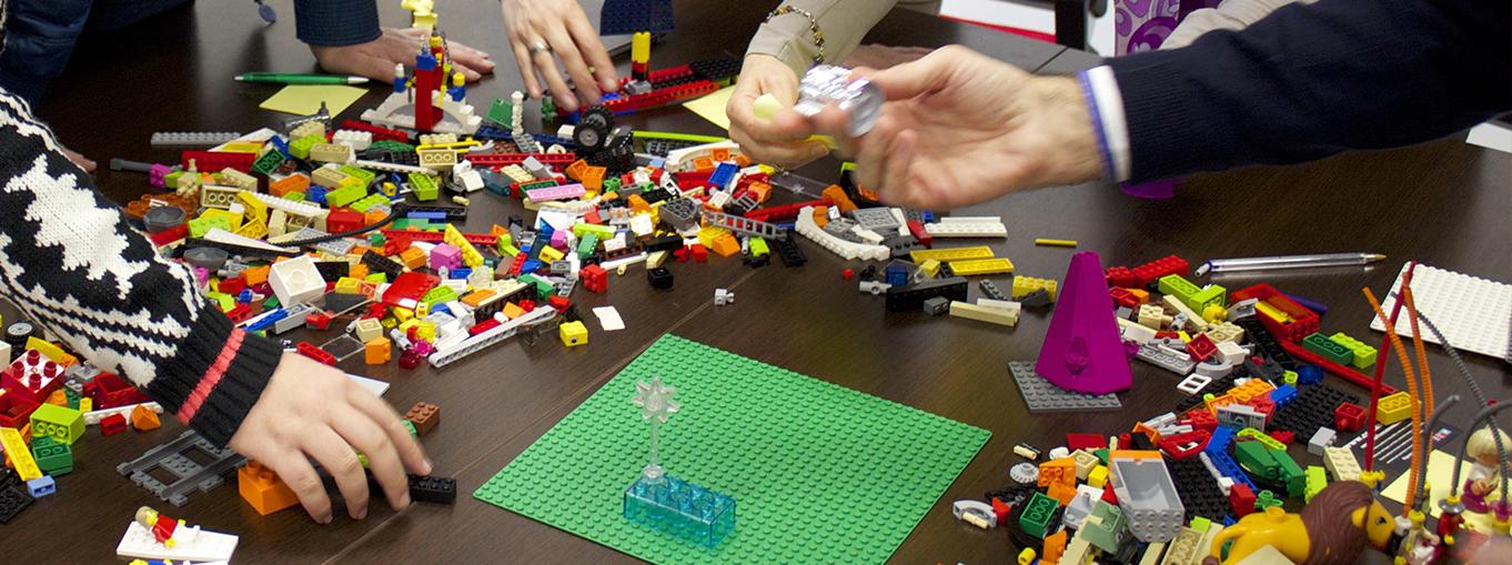 Taller de Metodología LEGO SERIOUS PLAY para Recursos Humanos y Selección, Madrid