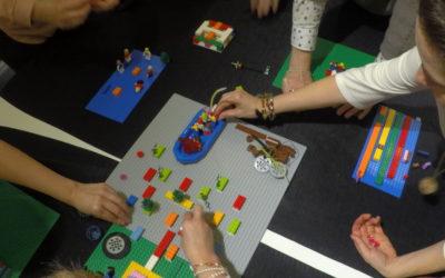 Curso de Iniciación a la metodología LEGO SERIOUS PLAY en Barcelona